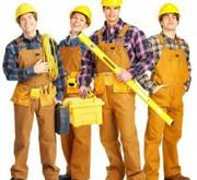 Требуется строительная бригада.